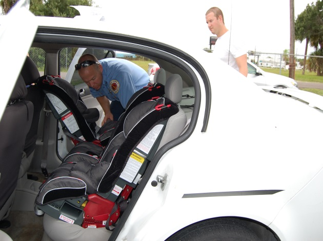 The Safe Kids Coalition Of StLucie County Looks Forward To Continued Success Child Passenger Safety Program As Well Development