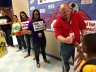 Windmill Point Elementary first week of school Tunnel of Hope!
