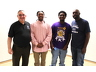 Kids at Hope Mini-Masters: Rick Miller, KAH Founder and Antwone Fisher, Poet, Author, and Screenwriter meet with RTVYI youth.