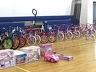 Kids at Hope Toy Giveaway - Girls' bicycles.
